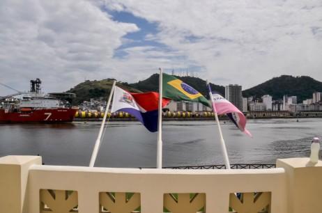 Vista da varanda do Museu Vale / Foto: Naiara Souza