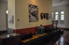 Exposição interna no Museu Vale / Foto: Naiara Souza