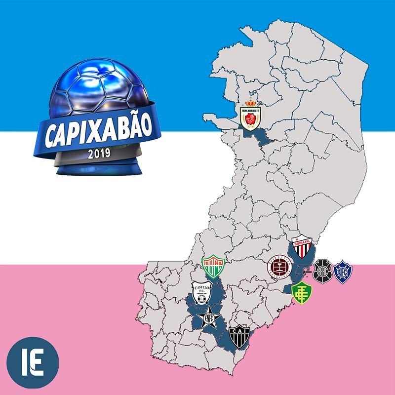 Imagem com o mapa