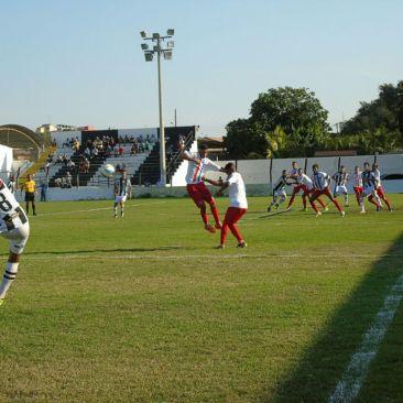 Estádio José Olívio Soares (Foto: Clube Atlético Itapemirim)