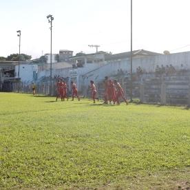 Estádio Manoel Araújo de Oliveira (Foto: Vilavelhense Futebol Clube)