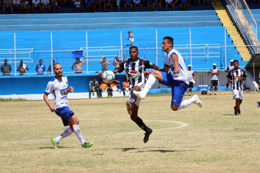 Vitória x Atlético Itapemirim capixabão 2019